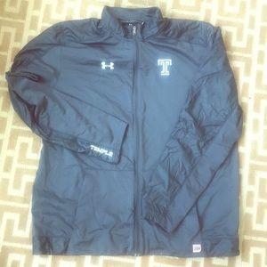 Men Temple Jogger jacket